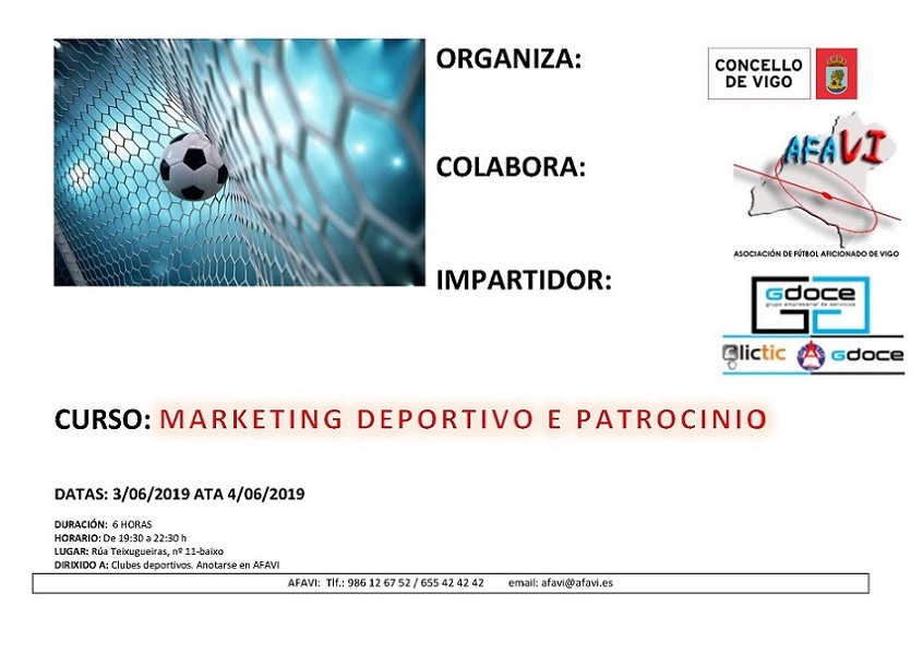 Marketing Deportivo e Patrocinio