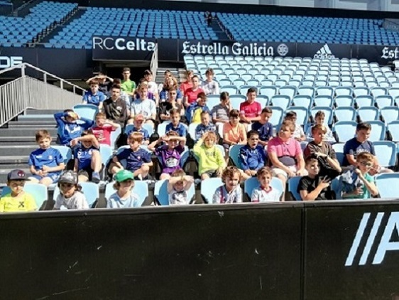 VISITA AO MUSEO DO RC CELTA
